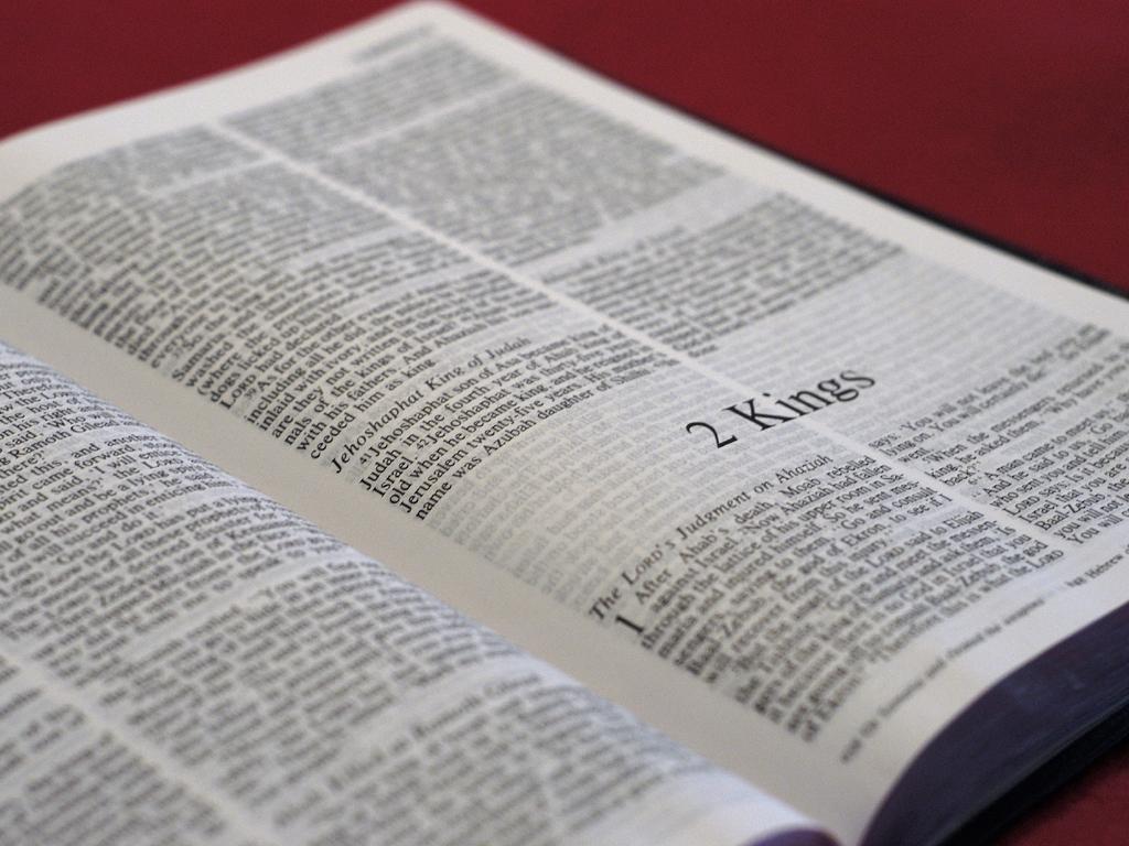 2 Kings 5:1-27