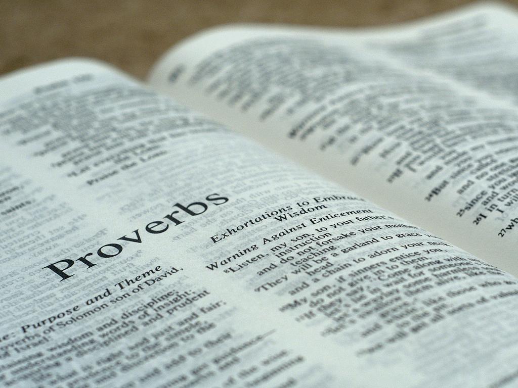 Proverbs 31:1-31
