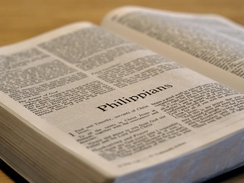 Philippians 3:13-14