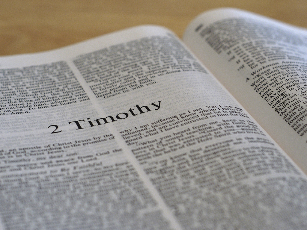 2 Timothy 1:1-6