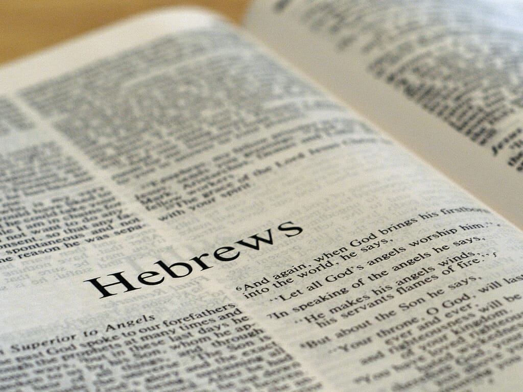 Hebrews 10:13-27