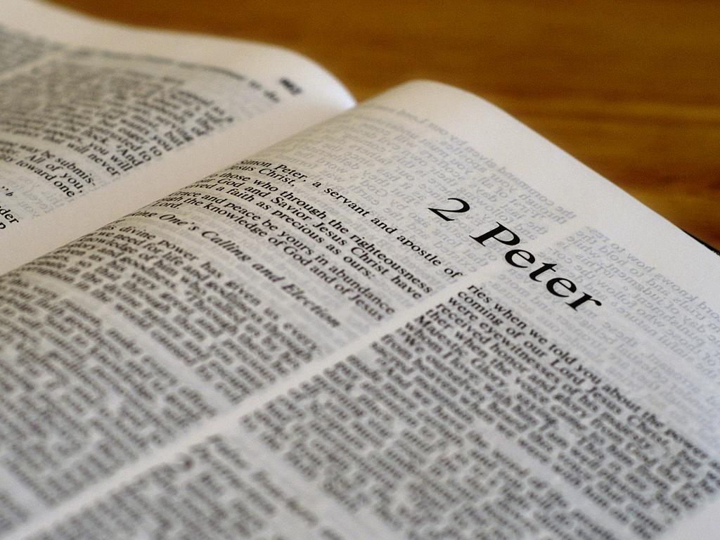2 Peter 2:1-3