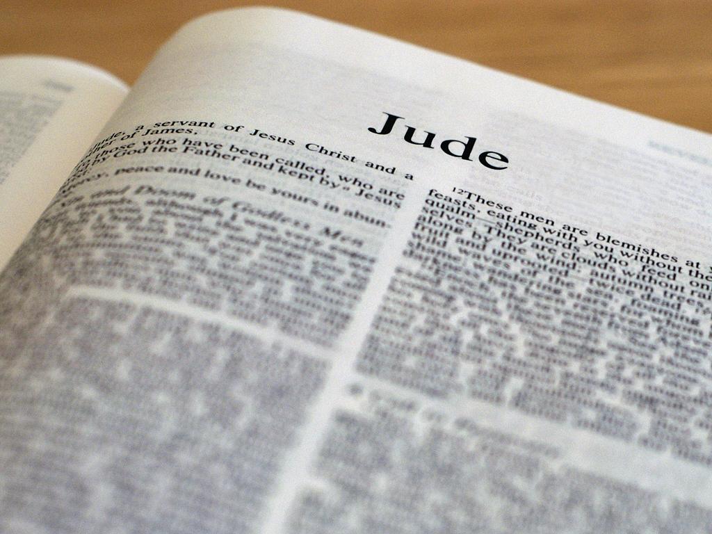 Jude 1:8-15